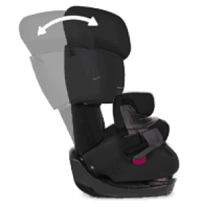 Cybex Pallas fix reclinabile