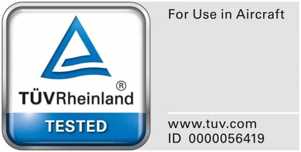 Cybex Aton M certificazione TUV