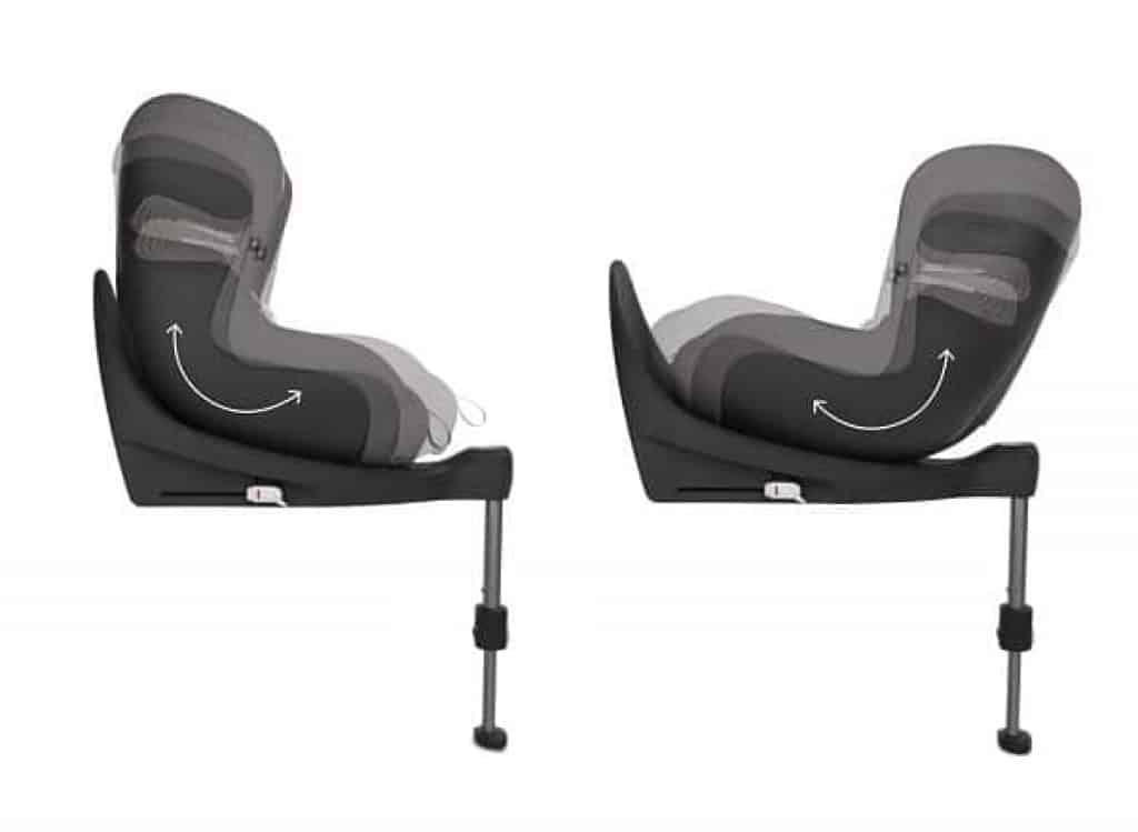 Cybex Sirona S i-size reclinabile