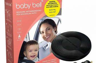 Baby bell dispositivo anti-abbandono