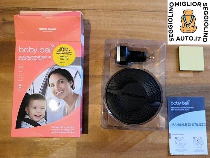 Baby Bell contenuto confezione