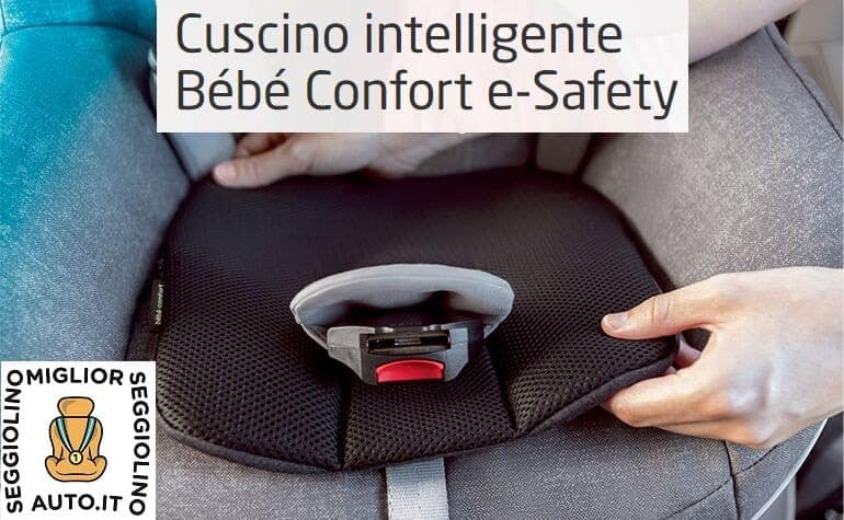 Bébé Confort e-Safety