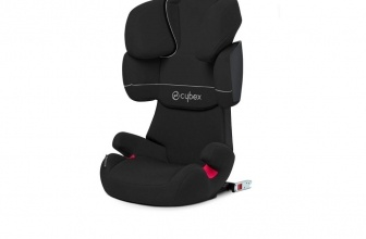 Recensione Cybex Solution X-fix