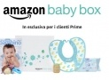 Amazon Baby Box : come richiederla gratuitamente