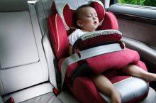 Instabilità respiratoria nei bambini : perché non dovrebbero dormire nei seggiolini auto
