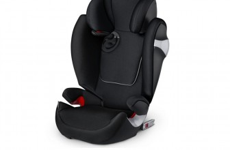 Recensione Cybex Solution M-fix