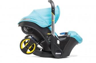 Seggiolino Auto e Passeggino 2-in-1 Doona Simple Parenting