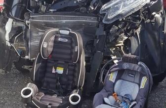 L'importanza del seggiolino in auto: il post spaventoso di una mamma