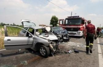 Sicurezza stradale , vittime -2% in UE. Bene Svezia e UK , attenzione in Romania e Bulgaria.